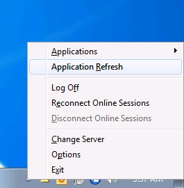 Accessing RxWorks in Citrix XenApp 6 5 environment
